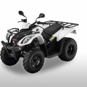 noleggio quad zante kymco mxu 170 cc