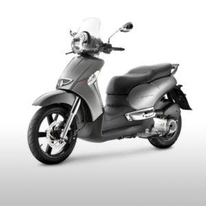 noleggio scooter zante aprilia scarabeo 200cc