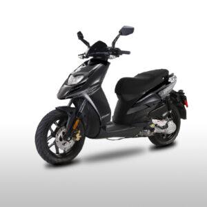 noleggio scooter zante piaggio typhoon 80cc