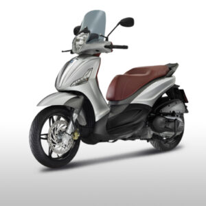rent bike zante piaggio beverly 300cc