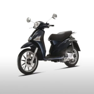 rent bike zante piaggio liberty 150cc