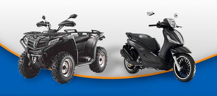 scooter quad zante