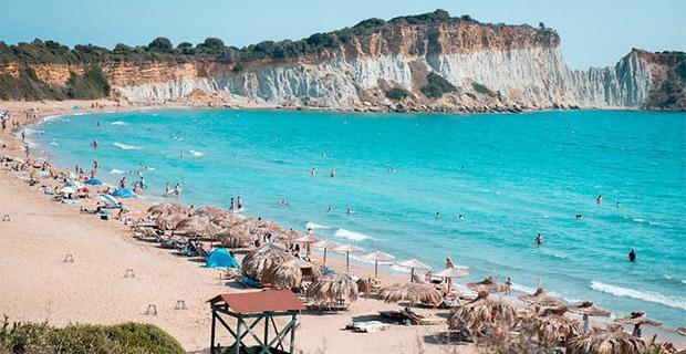 spiaggia Vasilikos